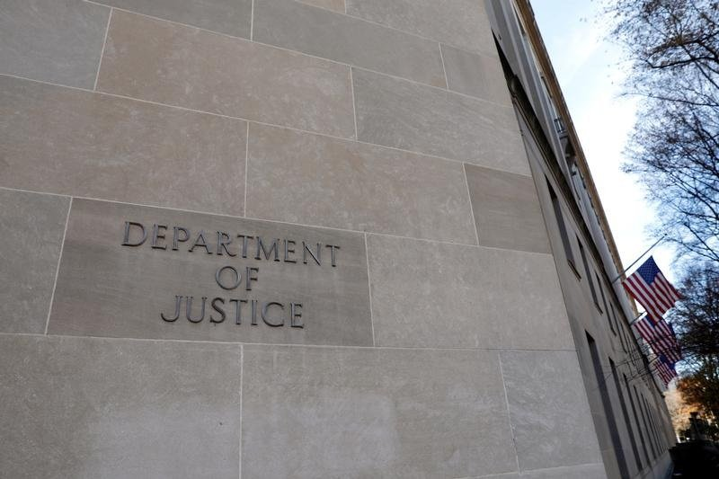 MORE: The Justice Department alleges 30-year-old Frese shared classified materials with a journalist with whom he was romantically involved, and that the information appeared in at least eight different news stories https://reut.rs/2IBsb5k