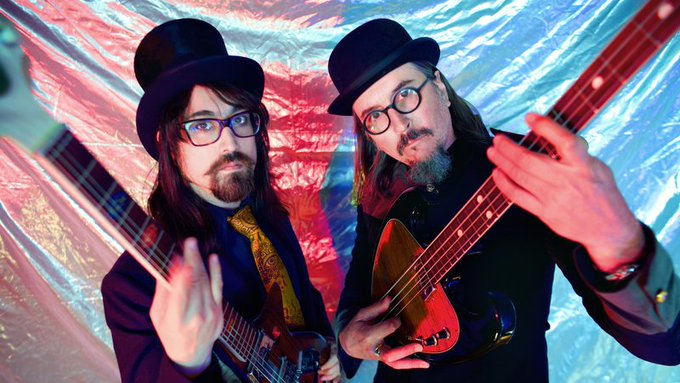 "Happy birthday to Sean Lennon of The Claypool Lennon Delirium!  ""Cricket and the Genie\"""