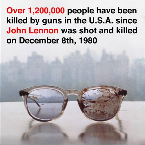 Happy 79th Birthday, John Lennon.