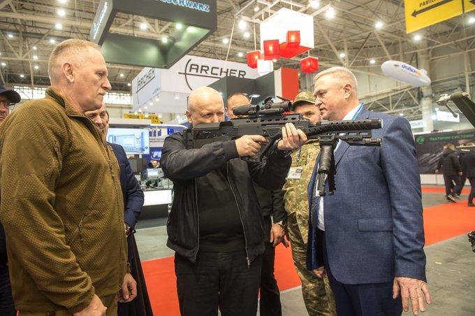 """""""Зброя та безпека"""" має стати головною виставкою озброєння Східної Європи, - Турчинов - Цензор.НЕТ 8779"""