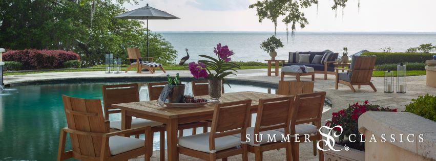 During the month of October, @SummerClassics, the premier, luxury furniture manufacturer of modern, high-quality outdoor patio decor located at 1004 West Adams Street, Jacksonville, FL 32204, will donate a percentage of their sales to support HabiJax!