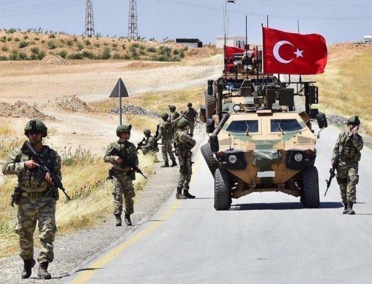 RT @NilhanOsmanoglu: Ordumuz olsun dâim muzaffer👆🏻  #BarışPınarıHarekati https://t.co/wqGJR5fjVp