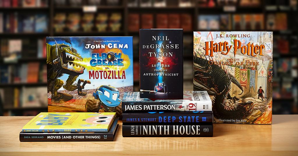 Here are some of the new books we've added to our shelves this week! What are you reading? spr.ly/60121EI1C