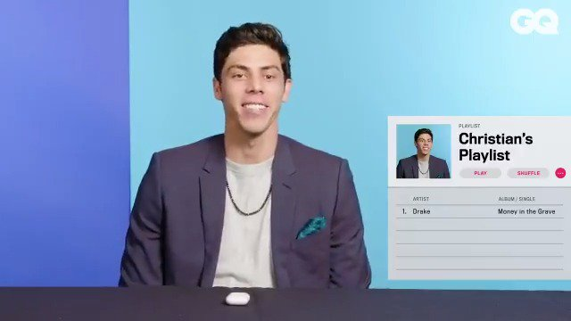 .@Brewers outfielder @ChristianYelich shares the 10 things he cant travel without