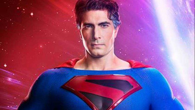 Happy 40th birthday to Brandon Routh!   Are you excited about CRISIS ON INFINITE EARTHS?