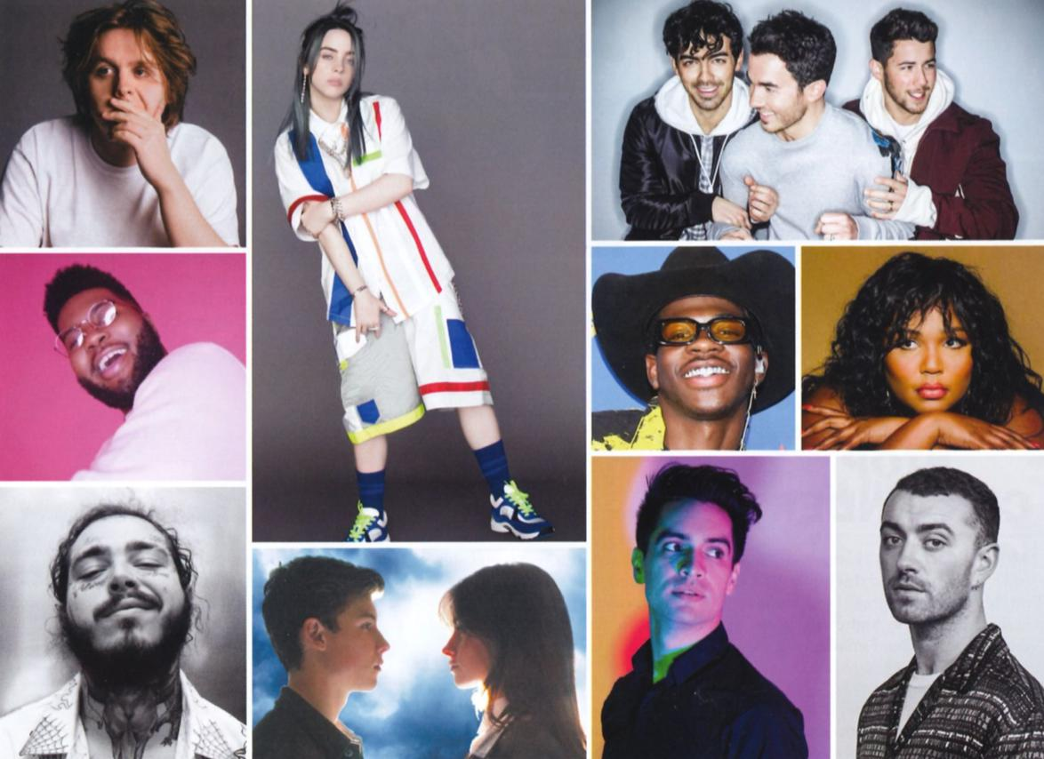 Our top picks for Record of the Year at the 2020 #GRAMMYs: @billieeilish, @PostMalone & @SwaeLee, @ShawnMendes & @Camila_Cabello, @samsmith & @Normani, @LilNasX, @thegreatkhalid & more  http:// bit.ly/2orq1hS    <br>http://pic.twitter.com/aPDyATlIwx