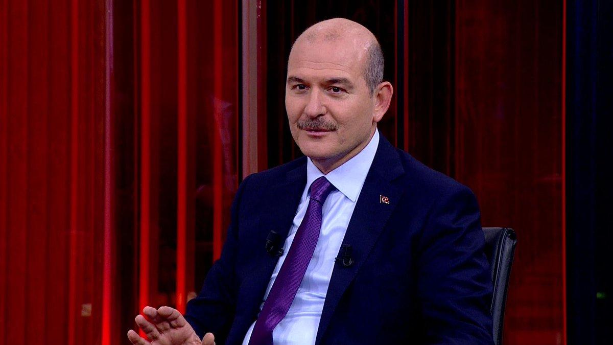 #Sondakika Bakan Soylu CNN TÜRK canlı yayınında açıkladı: Evet başladı https://t.co/Lf1YDGOTsQ https://t.co/MM6vUGl4OY