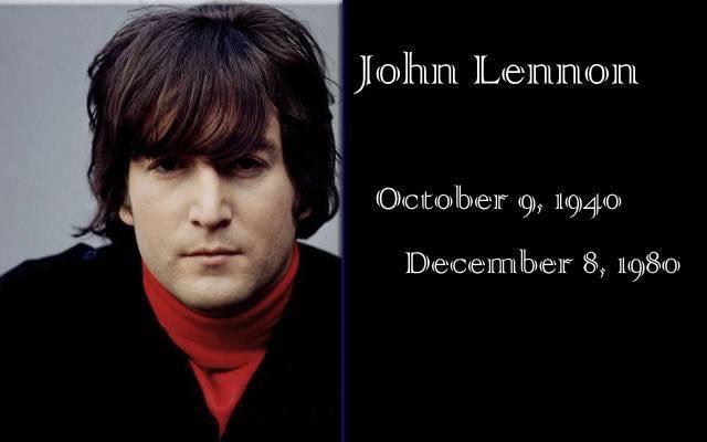 Happy birthday John Lennon. We miss you dearly.
