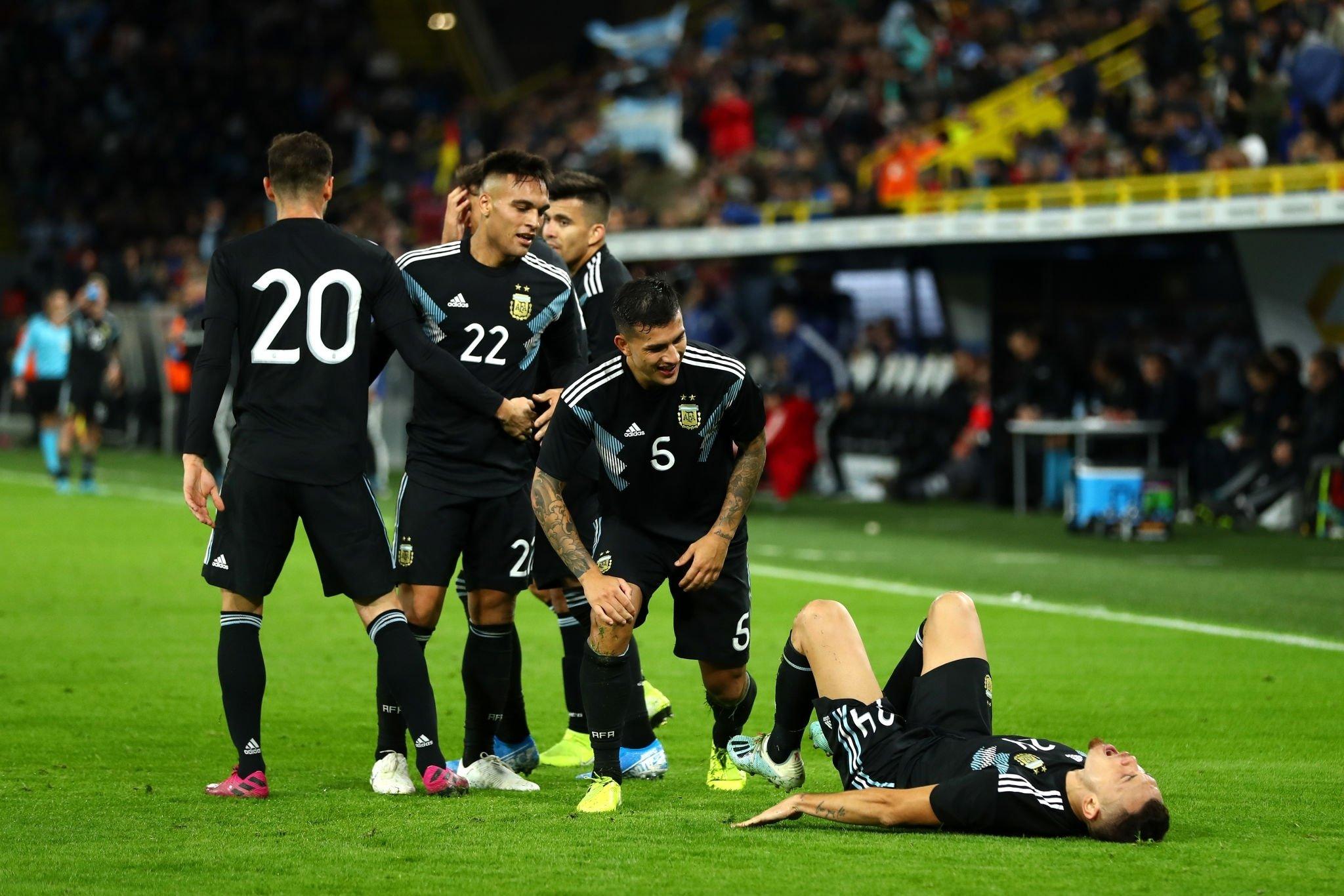 Германия - Аргентина 2:2. Ничья с горьким привкусом для команды Лева – альбиселесте отыграли два мяча - изображение 3