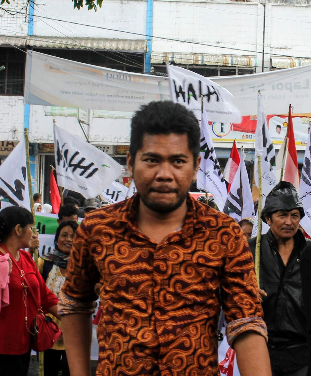 Murder suspected in death of Indonesian environmental activist: news.mongabay.com/2019/10/enviro…