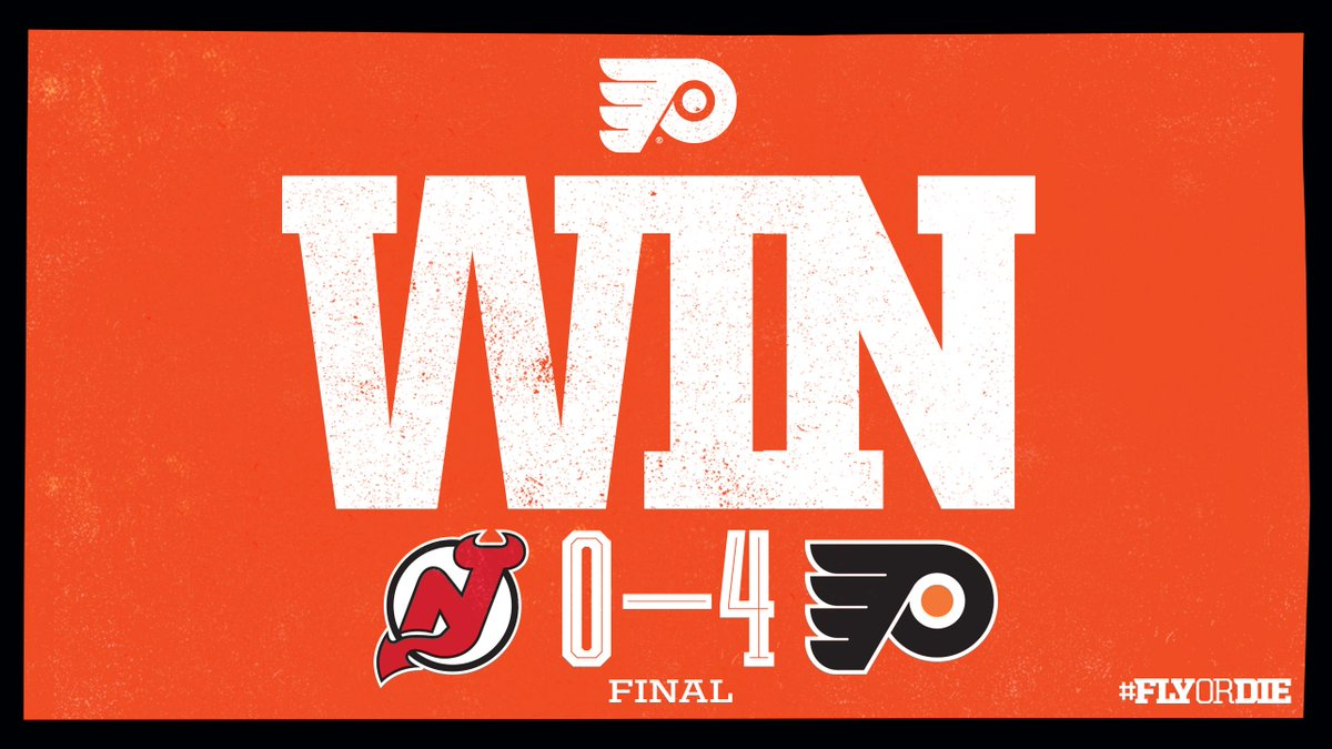🔶 #FLYERS WIN 🔶   In. The. Mix.  #NJDvsPHI | #FlyOrDie