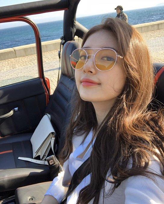 Happy birthday Bae Suzy! Sarap mo pa din sugatan charot Bat ang ganda mo