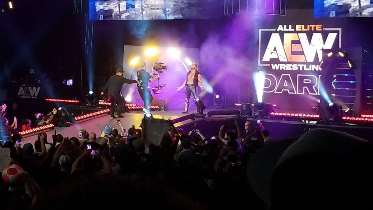 Post-AEW Dynamite Dark Match Results: Kenny Omega Vs. Joey Janela, 8-Man Tag Match