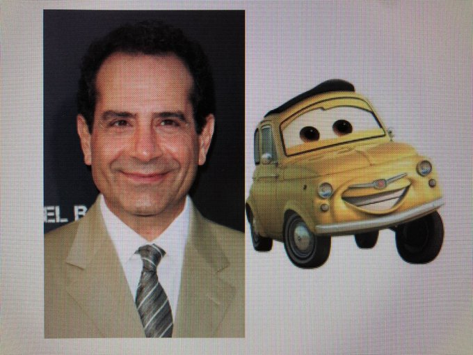 Happy 66th Birthday to Tony Shalhoub! The voice of Luigi in the Cars franchise.