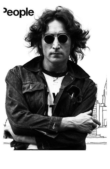 Happy 79th birthday John Lennon.