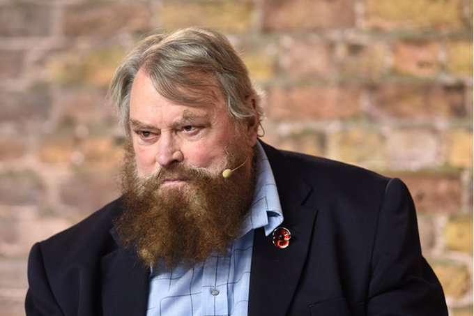 Happy Birthday to Brian Blessed! Born: October 9, 1936 (age 83 years)