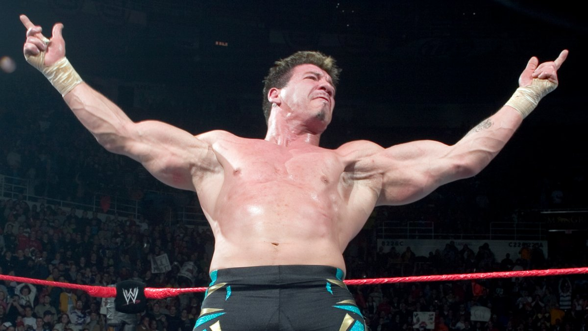Happy Birthday to Hall of Famer Eddie Guerrero also RIP 1967 - 2005