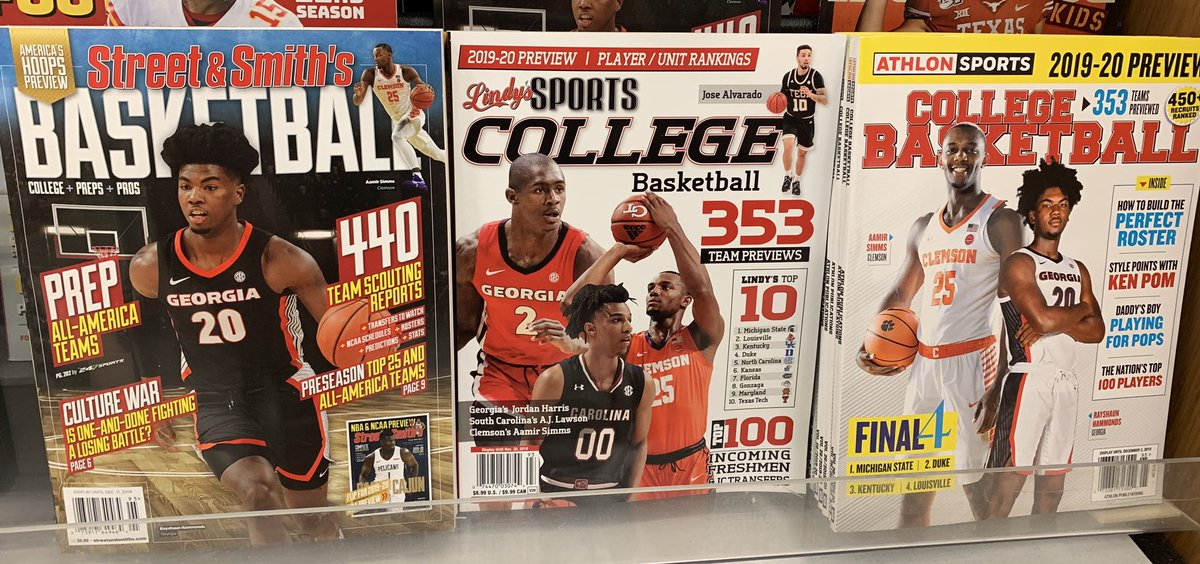 How about a Georgia State kid as part of a regional cover? Tech and UGA hadn't sniffed an NCAA Tournament in years. Group of Five...