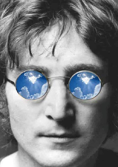 John Lennon happy birthday