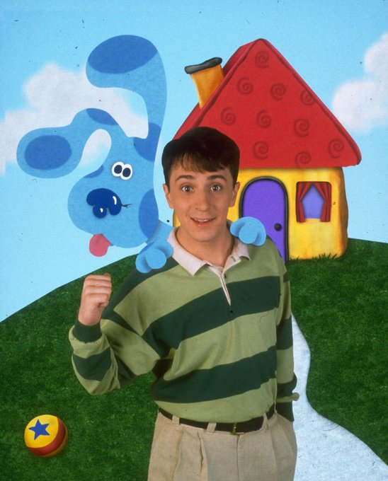 Happy Birthday Steve Burns!