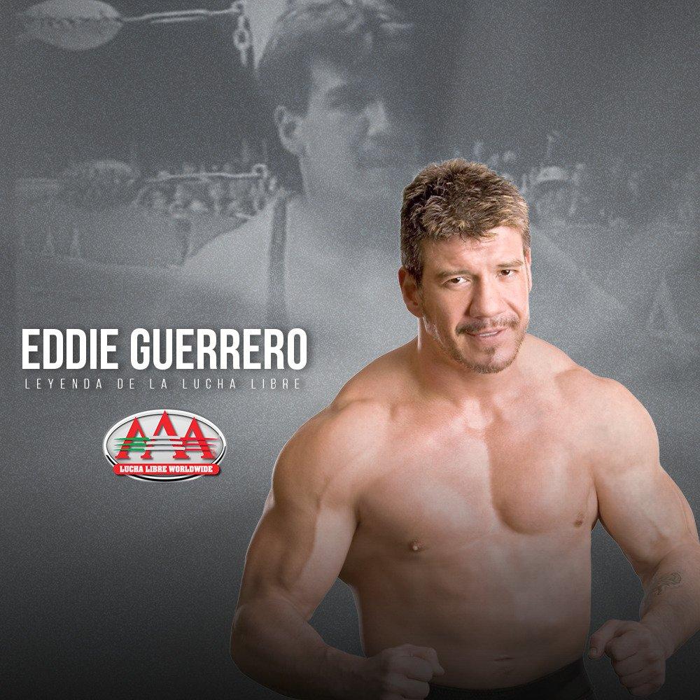 @luchalibreaaa's photo on Eddie Guerrero