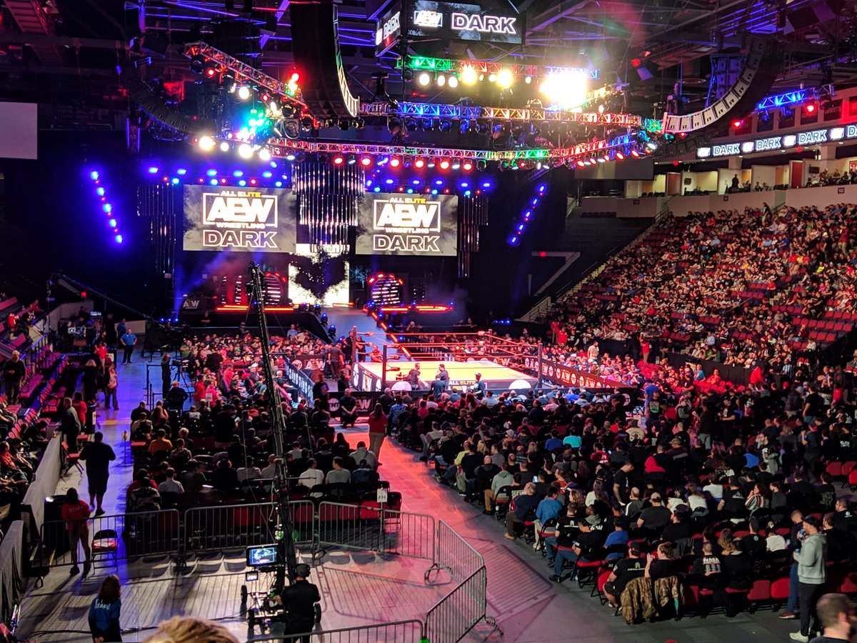 Dark Match Results Ahead Of Tonight's AEW Dynamite