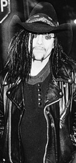 Happy Birthday to Alejandro Ramírez Casas bka Al Jourgensen a living legend.