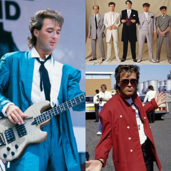 Happy Birthday Martin Kemp (Spandau Ballet, actor)