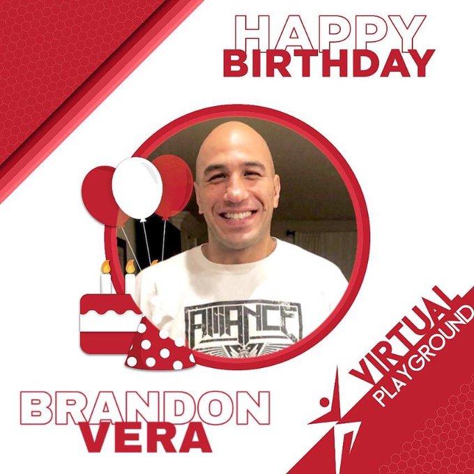 Happy Birthday Brandon Vera