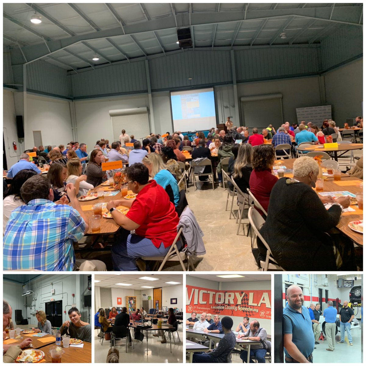 Thank you to everyone that attended our Advisory meeting on 10/08/2019.  We had a great turn out!!! We are thankful for our supporters!#FutureFocused#CTEWorks <br>http://pic.twitter.com/p4PnRlTqZH