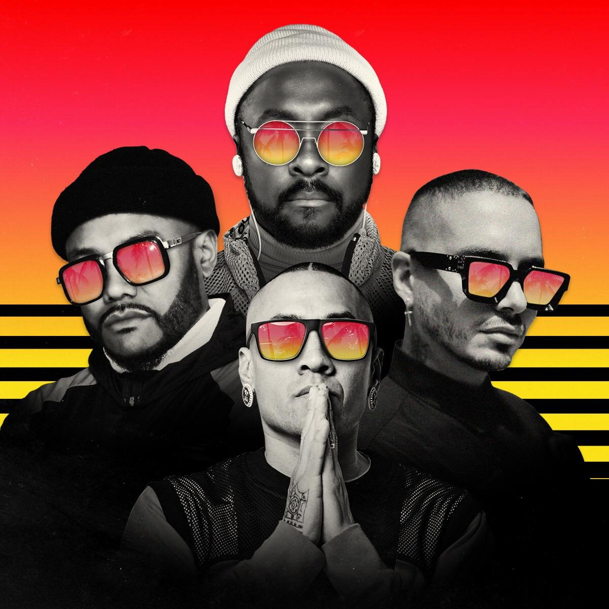 Ritmo 🔥 @jbalvin @bep 🔥 Friday 10.11