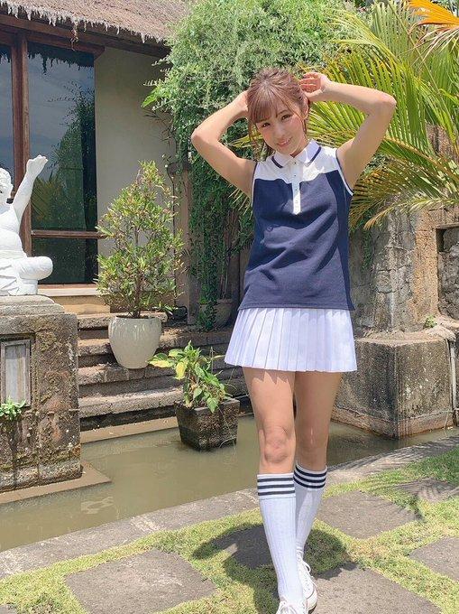 グラビアアイドル夏本あさみのTwitter自撮りエロ画像28