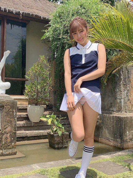 グラビアアイドル夏本あさみのTwitter自撮りエロ画像29