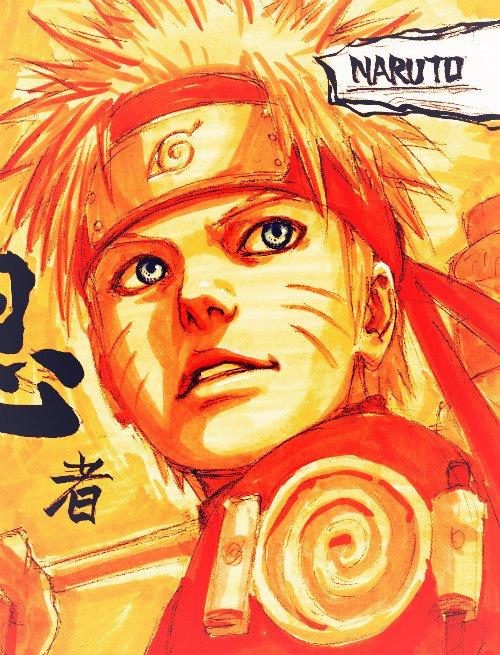 Happy Birthday to Lord 7th and our beloved usuratonkachi Naruto Uzumaki