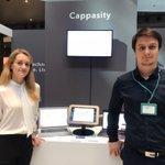 Image for the Tweet beginning: Cappasity @ Osaka's Global Innovation