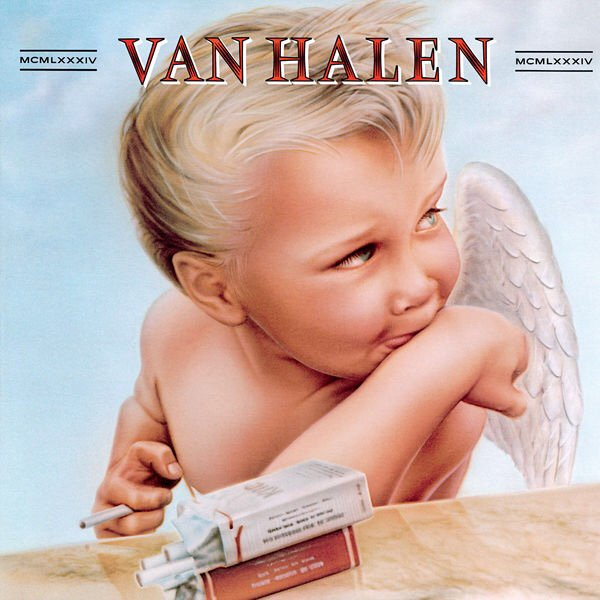 Jump from 1984 by Van Halen  Happy Birthday, David Lee Roth