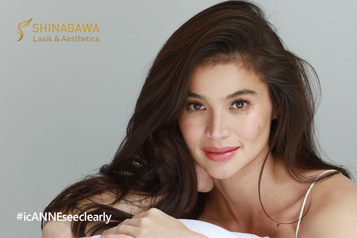 I gave LASIK a shot and it was the best decision I ever made in my life. - @annecurtissmith Take charge, give LASIK a shot, regain your confidence, and be ANNE-stoppable. #icANNEseeclearly #ShinagawaLASIKCenter