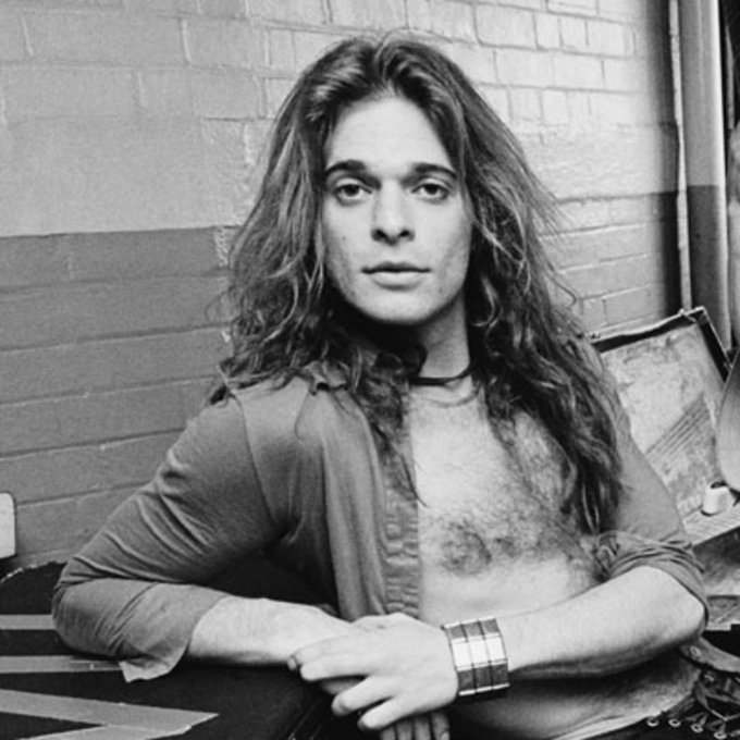 Happy Birthday to Van Halen singer songwriter David Lee Roth, born on this day in Bloomington, Indiana in 1954.