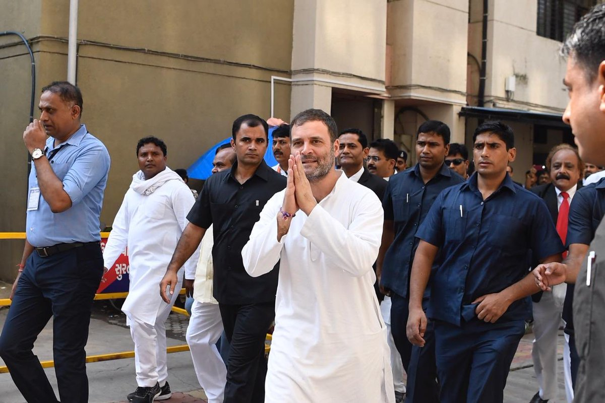 Rahul Gandhi to visit Gujarat on Thursday