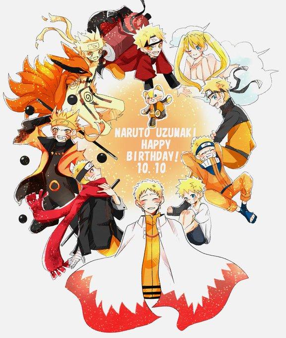 Happy Birthday to one of the goats. Naruto Uzumaki. The Seventh Hokage himself.