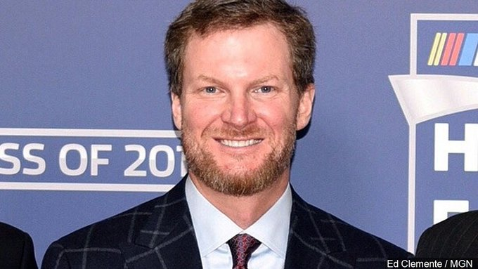 HAPPY BIRTHDAY to retired NASCAR racer Dale Earnhardt, Jr., who is 45 today!