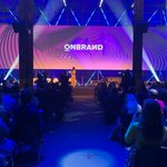 We're at #OnBrand19 today! Lots of interesting talks going on 💡