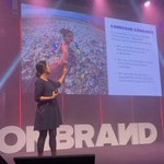 ☝️ In a world that's more woke, how can brands connect with consumers and have a positive impact? #OnBrand19