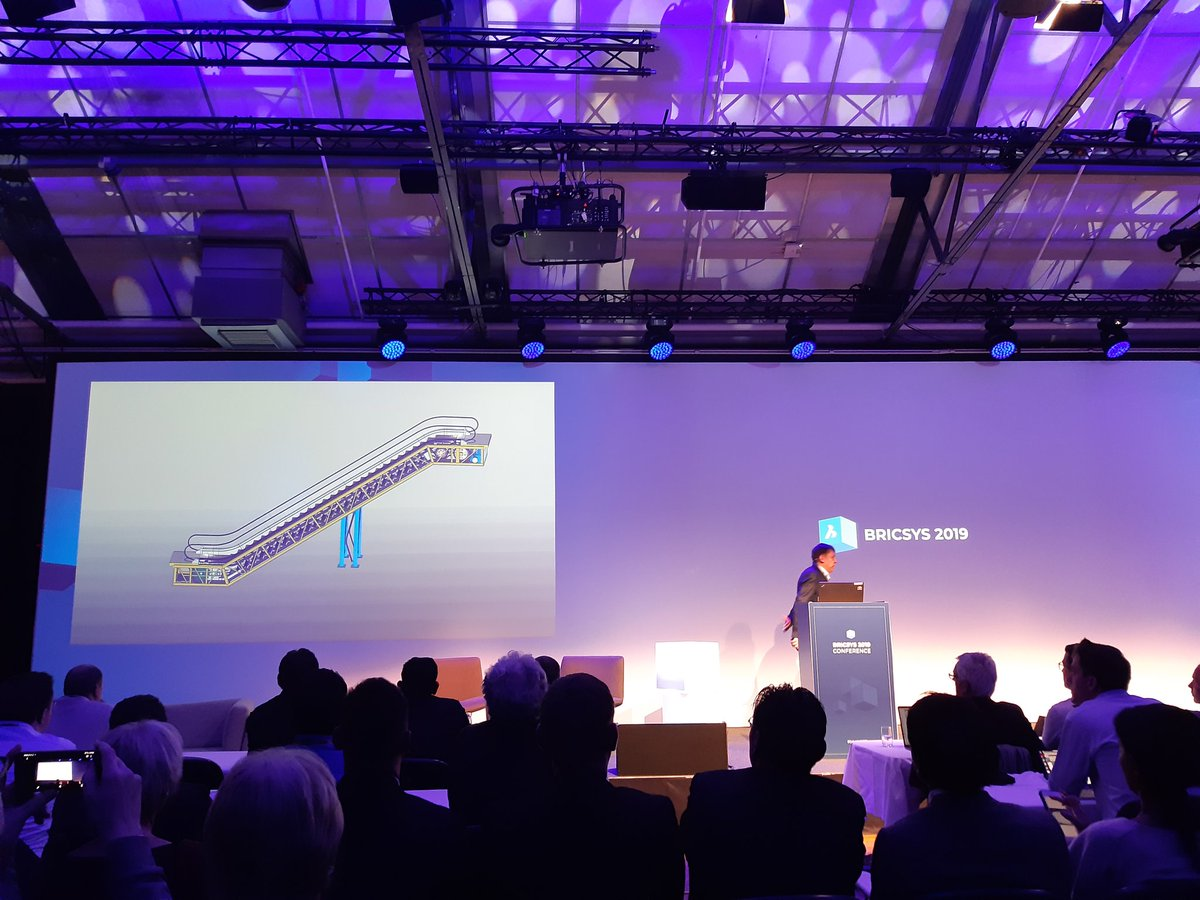 The BricsCAD Mechanical development team showing the latest and greatest additions to our MCAD workflow. #bricsys2019 https://t.co/Xlg2MdO0X2