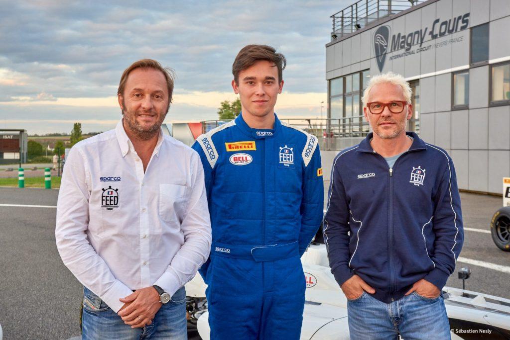 EXCLUSIVE: @BirelART KZ World Champion @Marijnkremers on his first steps in a single-seater with @FEEDRacingFR  >> https://bit.ly/2OzDqPH  #FeedRacing #F4 #France #Karting #BirelART #MagnyCours #RoadToF1 #TheRaceBox