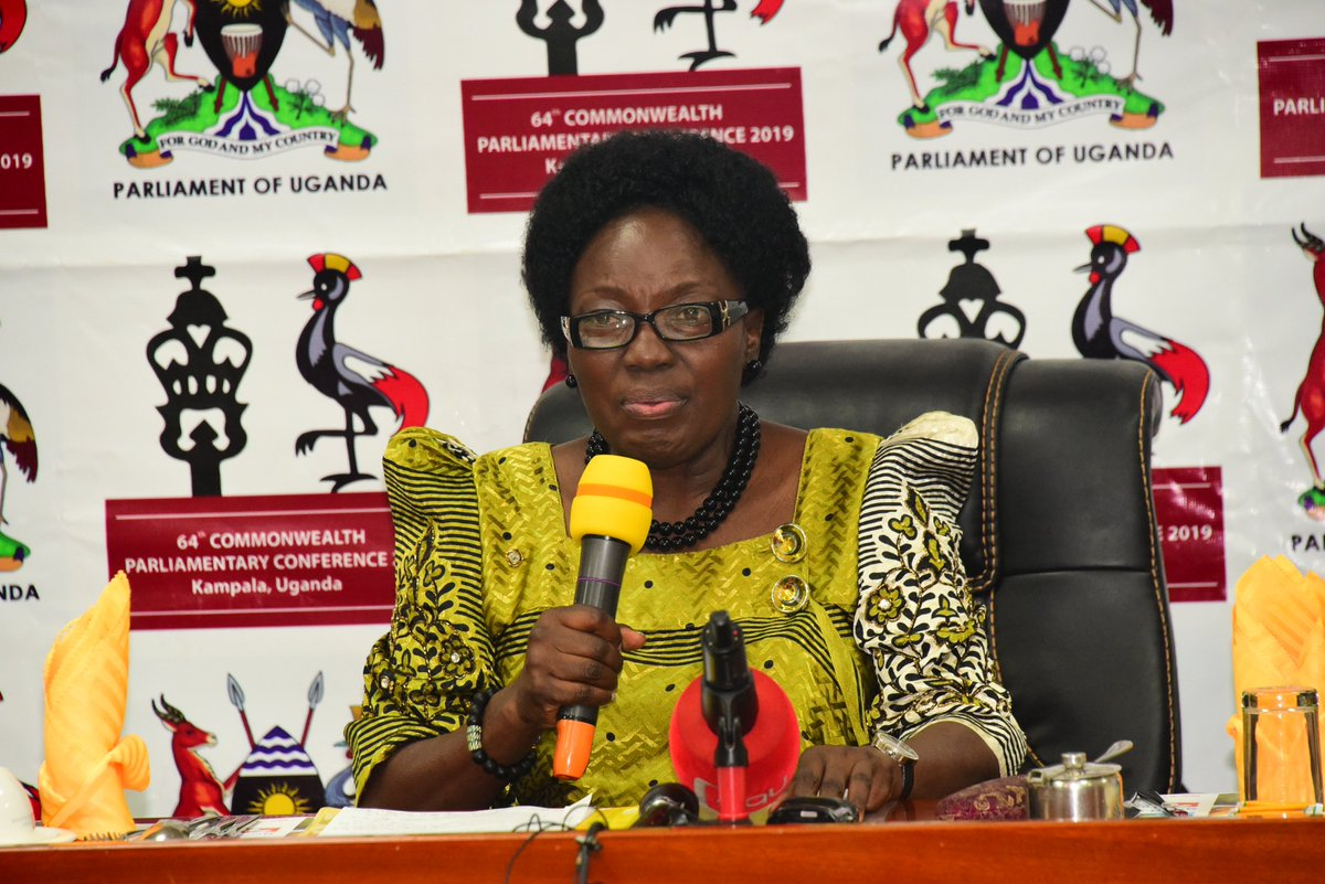 .@RebeccaKadagaUG On the vehicles that were bought for the CPC. The cars will not only become parliament fleet but they are also the government of Uganda fleet bse they are available for use by MDAs #64CPC2019
