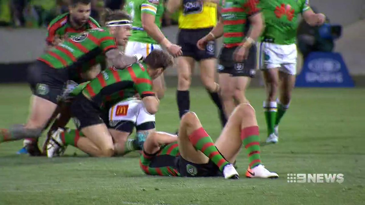 Close friends of @SamBurgess8 have genuine fears for his future in the @NRL, as he struggles with a chronic shoulder injury. @Danny_Weidler #9News