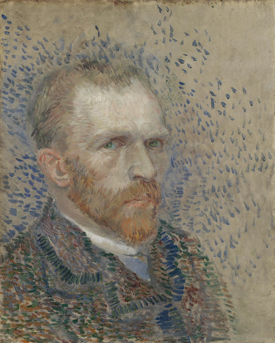 Today is #WorldMentalHealthDay. How did Vincent van Gogh deal with his illness? Follow us today to find out more! #VincentvanGogh