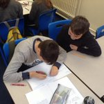 Image for the Tweet beginning: Year 7 are investigating the