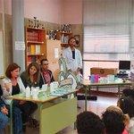 Image for the Tweet beginning: Más de 40 colegios participan